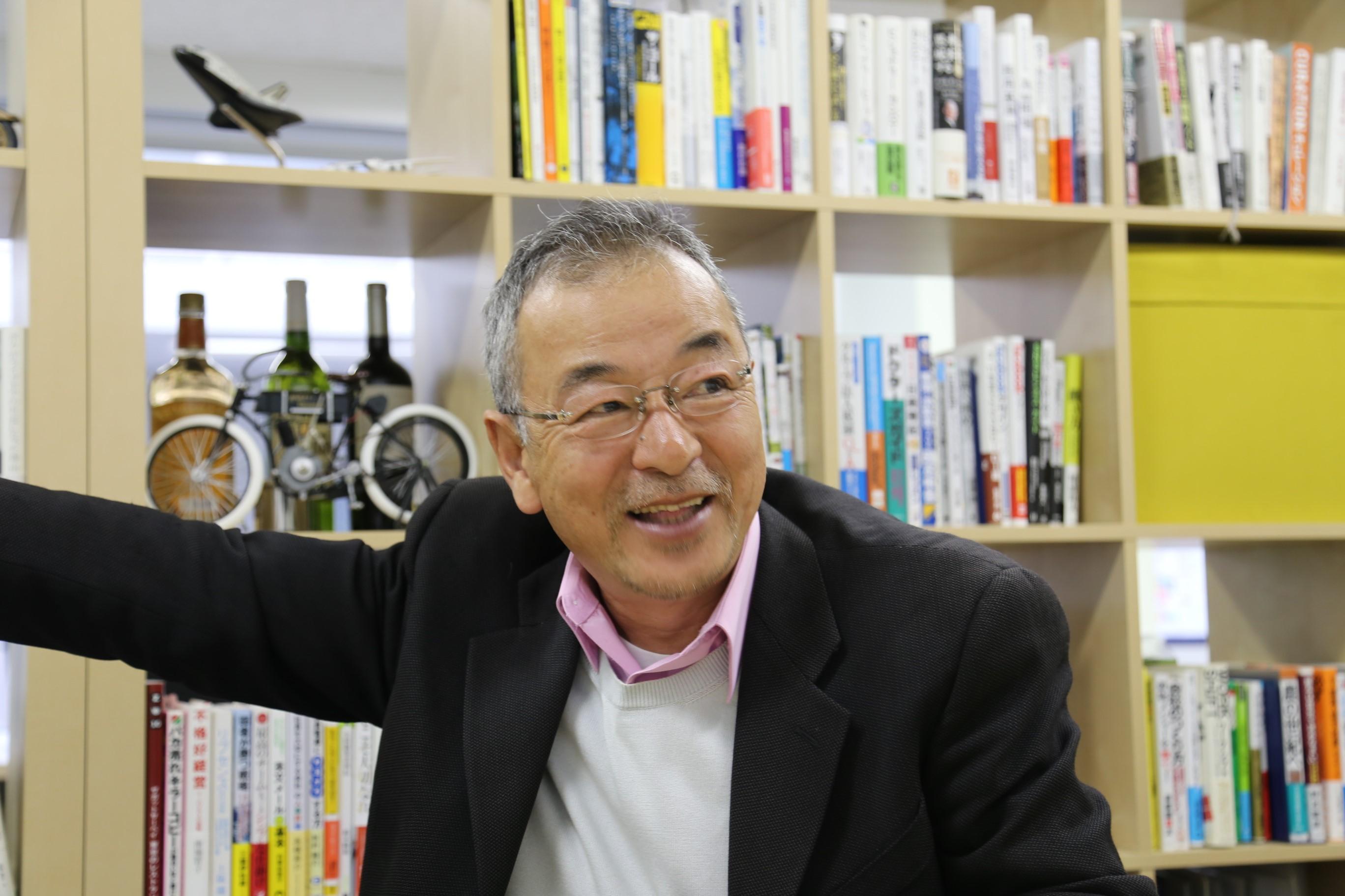 平松庚三氏インタビュー|創業時...