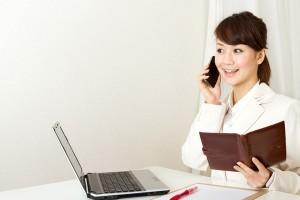 配達物受取や電話応対可能なら便利