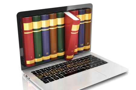 弁護士をインターネットを使って探すイメージ図