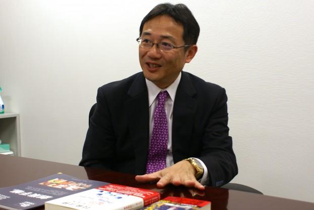 日本の競争力の向上に貢献したい