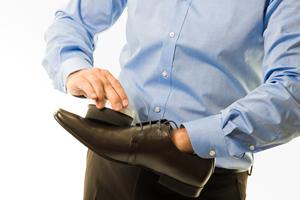 心配事があるなら靴を磨こう!