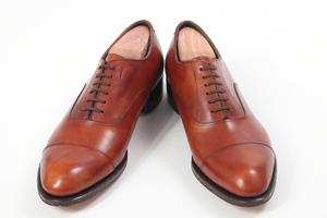 シューキーパーと革靴 シューキーパー利用イメージ