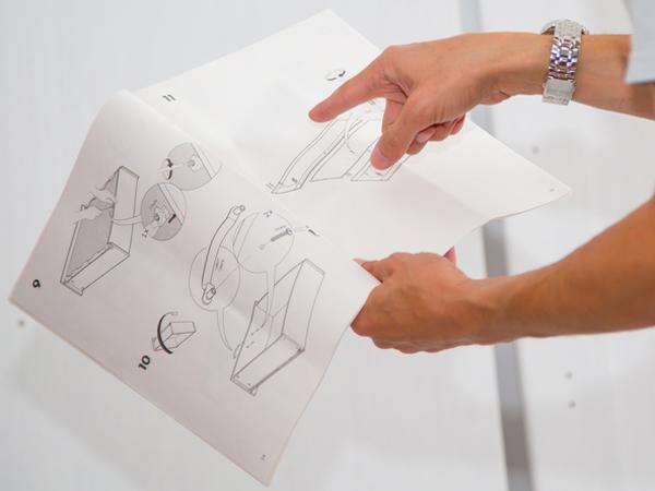 取扱説明書(顧客向け製品・サービスのマニュアル)作成のポイントを情報親方が伝授