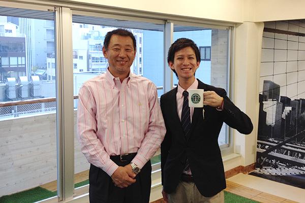 岩田松雄さん