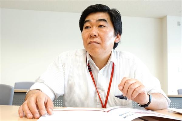 公益財団法人ソフトピアジャパンの吉川さん