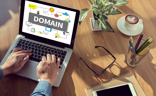 domain-homepage