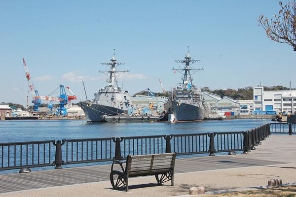 「海軍」のイメージが強い横須賀ですが…