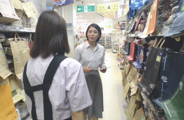 店員の助けを借りて目的の品を発見。