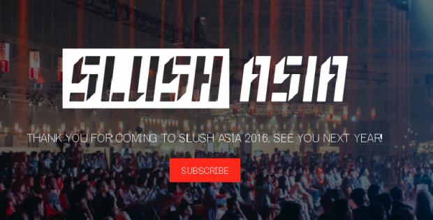 SLASH ASIA