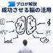 起業を成功させる目標設定と管理方法!脳の仕組み(NLP)を活用